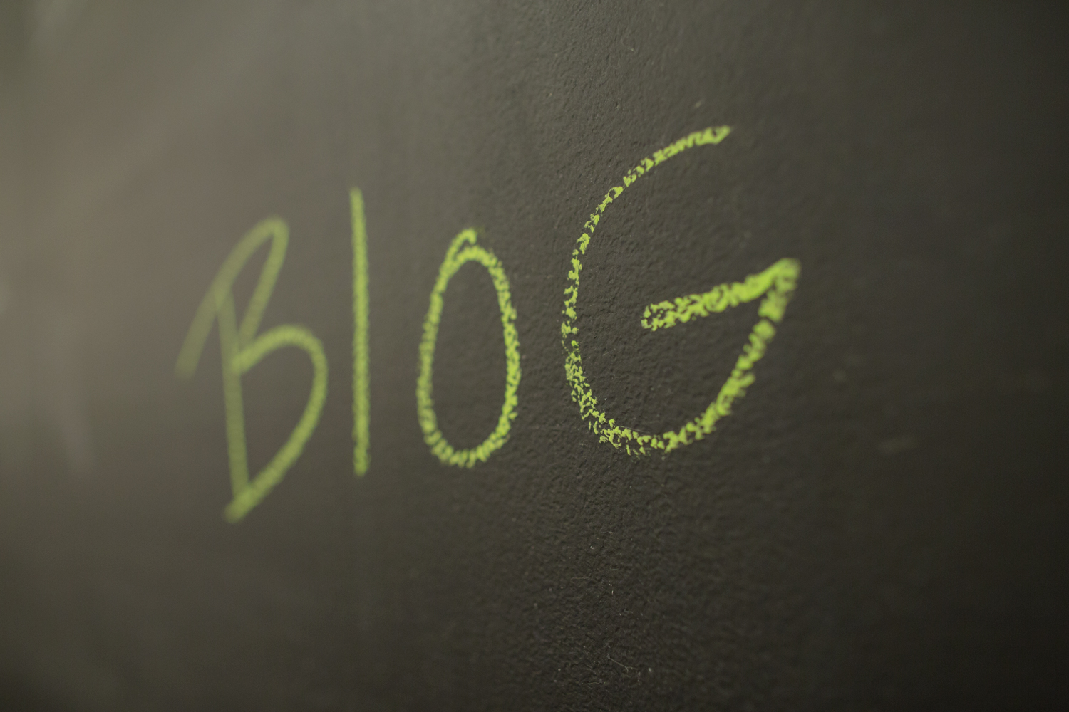 """Such a simple word, but blogging can be """"blocking"""" if you are not prepared."""