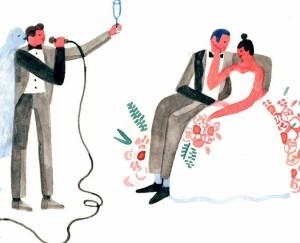 Wedding Toasts? Hear, Hear! Love, Love!