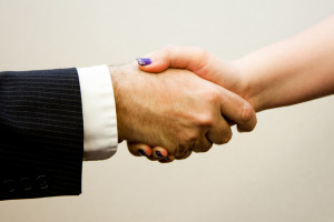 Great SEO Is Necessary — B2B Handshakes Are, Too